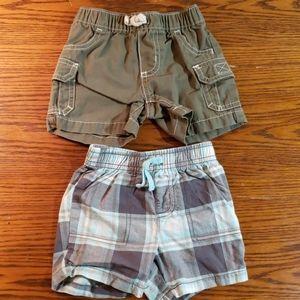 Carter's 9m shorts